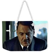 Bruno Ganz As Adolf Hitler Publicity Photo Number Two   Downfall 2004 Color Added 2016 Weekender Tote Bag