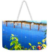 Brunswick Maine Walking Bridge Weekender Tote Bag
