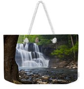 Brush Creek Falls II Weekender Tote Bag