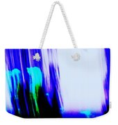 Brush Of Color And Light Weekender Tote Bag