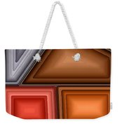 Brushes Weekender Tote Bag