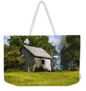 Brushy Peak  Cabin Weekender Tote Bag