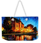 Brussels - Castle Saventem Weekender Tote Bag