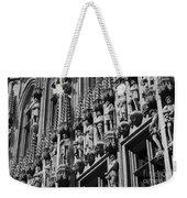 Brussels Gothic Weekender Tote Bag