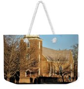 Bruton Parish Episcopal Church Weekender Tote Bag