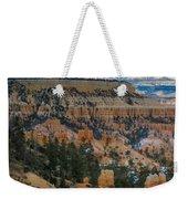 Bryce Canyon Series #2 Weekender Tote Bag