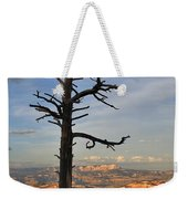 Bryce Canyon Dead Tree Sunset 3 Weekender Tote Bag