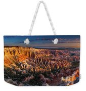 Bryce Canyon Early Morning Weekender Tote Bag