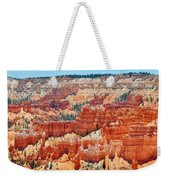 Bryce Canyon Fairyland Point Weekender Tote Bag