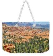 Bryce Canyon Fairyland Vista Point Weekender Tote Bag