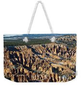 Bryce Canyon In The Evening Weekender Tote Bag