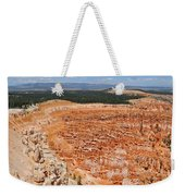 Bryce Canyon Inspiration Point Weekender Tote Bag