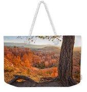 Bryce Canyon National Park Sunrise 2 - Utah Weekender Tote Bag