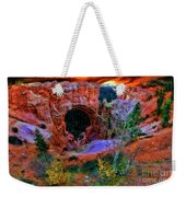 Bryce Canyon Natural Bridge Weekender Tote Bag