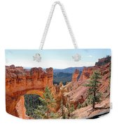 Bryce Canyon Natural Bridge - Utah Weekender Tote Bag