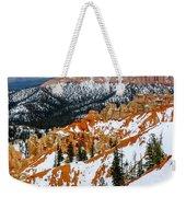 Bryce Canyon Series #1 Weekender Tote Bag