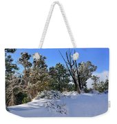 Bryce Canyon Snowfall Weekender Tote Bag
