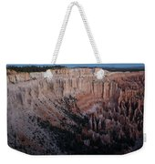 Bryce Canyon Sunrise Weekender Tote Bag