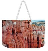 Bryce Canyon Thors Hammer Portrait Weekender Tote Bag