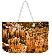 Bryce Canyon Vertical Image Weekender Tote Bag