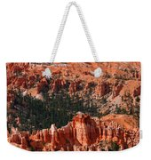 Bryce Canyon Vertical Weekender Tote Bag