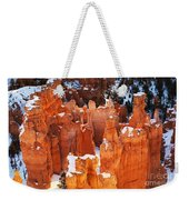 Bryce Canyon Winter 1 Weekender Tote Bag