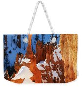 Bryce Canyon Winter 4 Weekender Tote Bag