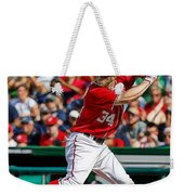 Bryce Harper Washington Nationals Weekender Tote Bag