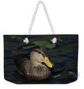 Bubble Duck Weekender Tote Bag