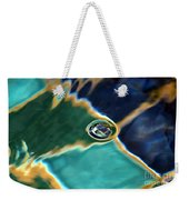 Bubble In The Fountain Weekender Tote Bag