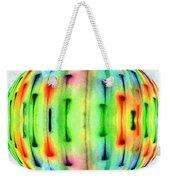 Bubble Lights Weekender Tote Bag