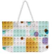 Bubble Weekender Tote Bag