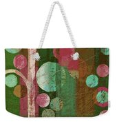 Bubble Tree - 85rc16-j678888 Weekender Tote Bag