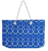 Bubbles All Over The Place 10 Weekender Tote Bag