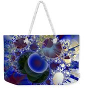 Bubbles Concentrated Weekender Tote Bag