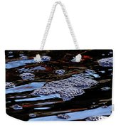 Bubbles In Bubbles Weekender Tote Bag