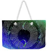 Bubbles In The Cosmos Weekender Tote Bag