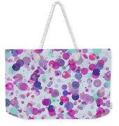 Bubbles Ix Weekender Tote Bag