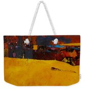 Bubbles Rising Weekender Tote Bag