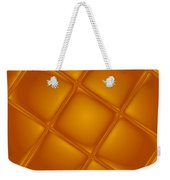 Bubbling Amber Weekender Tote Bag