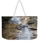 Bubbling Spring Branch Cascades Weekender Tote Bag