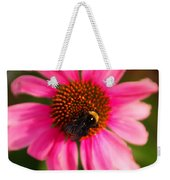 Bumble On A Pistil Weekender Tote Bag