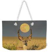 Buck Moon  Weekender Tote Bag