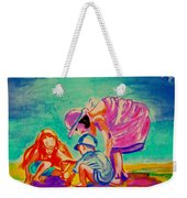 Buckets And Spades Weekender Tote Bag