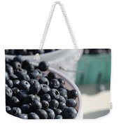 Buckets Of Blue... Weekender Tote Bag
