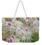 Ohio Buckeye Blooms Weekender Tote Bag