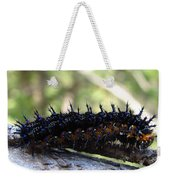 Buckeye Caterpillar Weekender Tote Bag