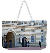Buckingham Palace Guards Weekender Tote Bag