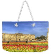 Buckingham Palace London Panorama Weekender Tote Bag