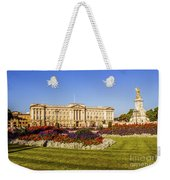 Buckingham Palace, London, Uk. Weekender Tote Bag